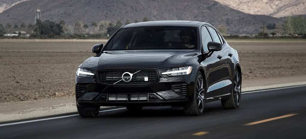 33 The Volvo S60 Polestar 2019 Release Date And Concept