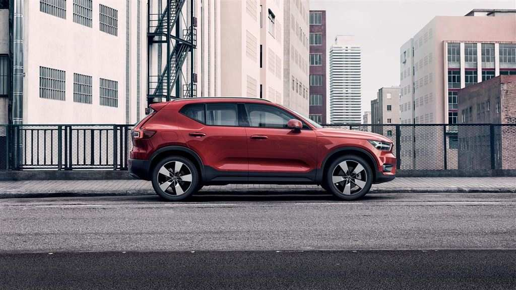 34 A New 2019 Volvo Xc40 Lease Spesification Spy Shoot