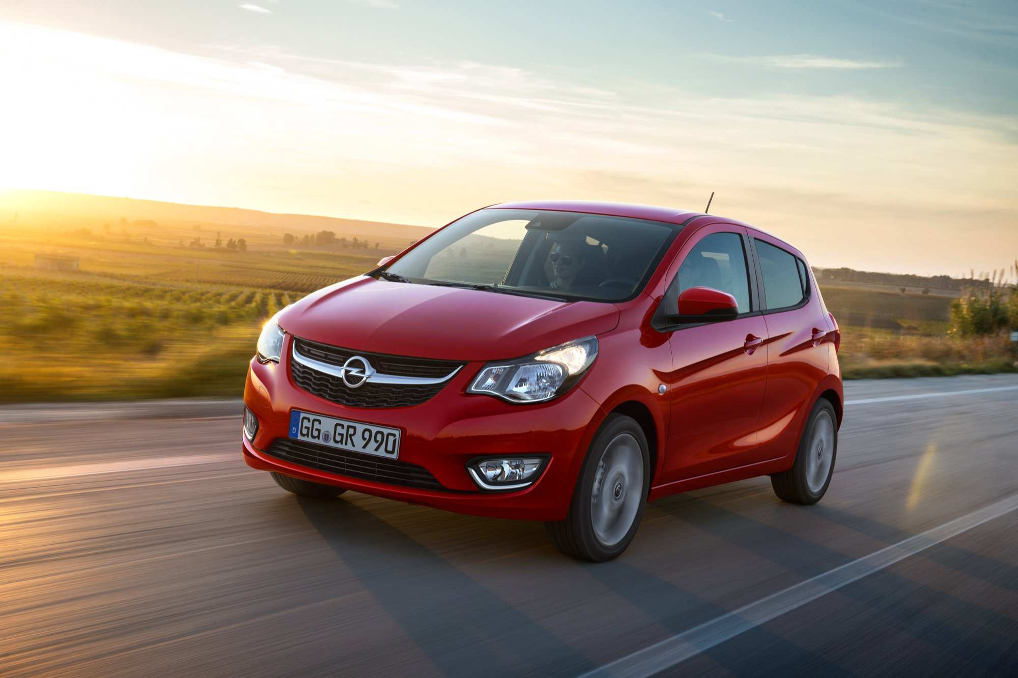 34 All New Nouvelle Opel Karl 2020 Redesign And Review