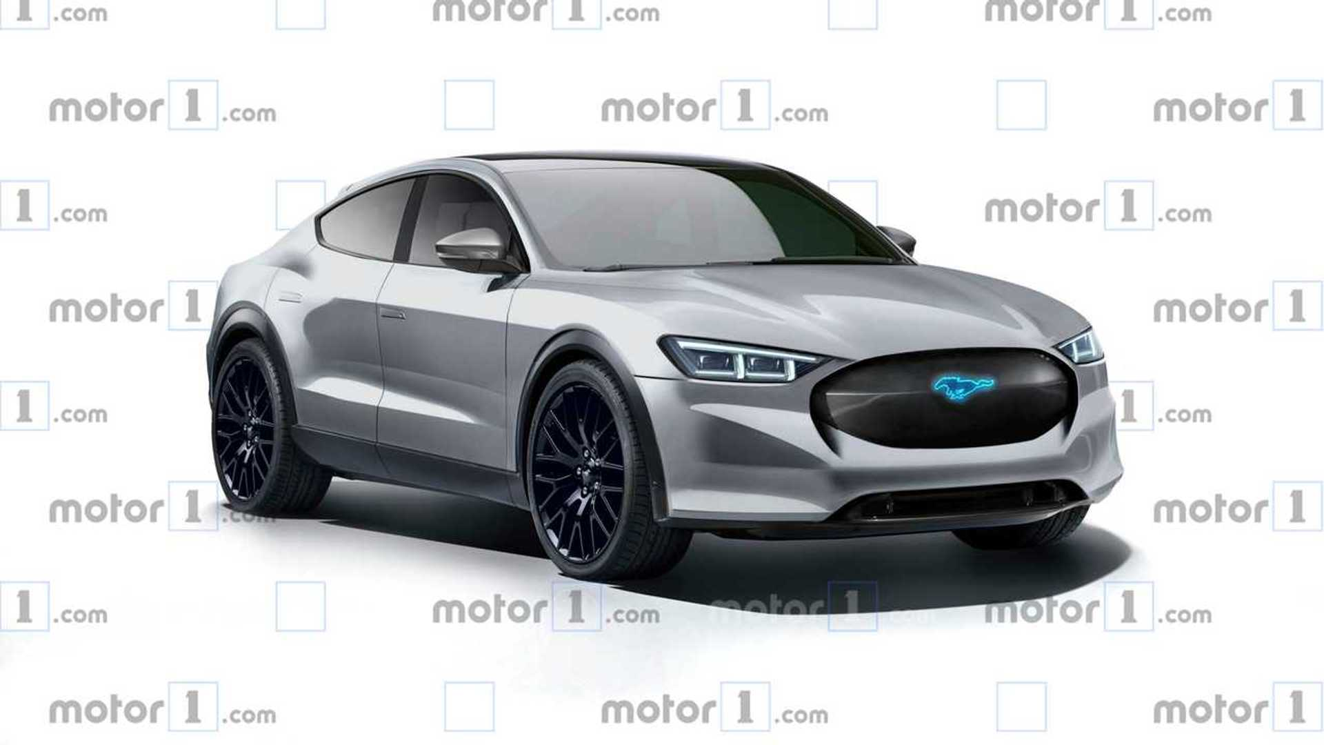 34 New Ford Mustang Suv 2020 Photos