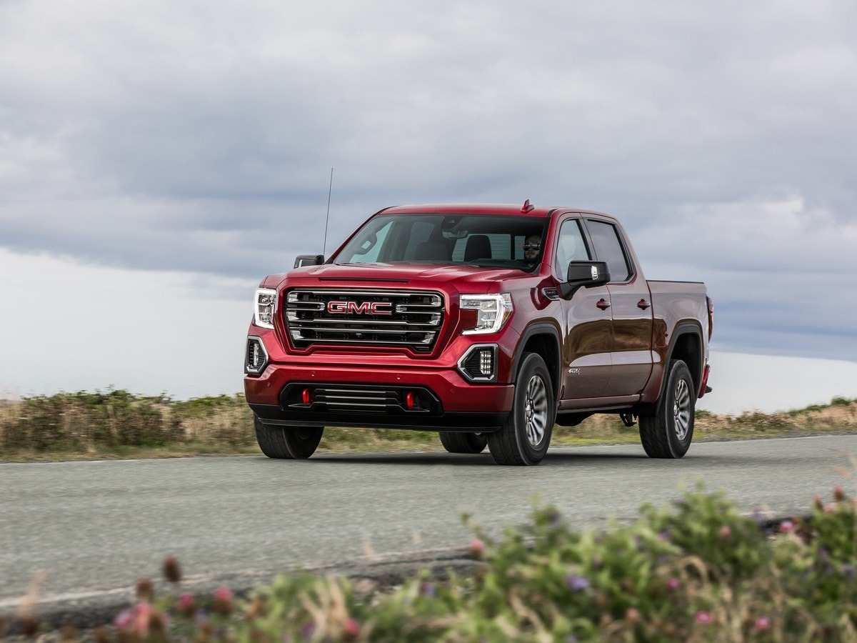 34 The 2020 Gmc Sierra Mpg Performance