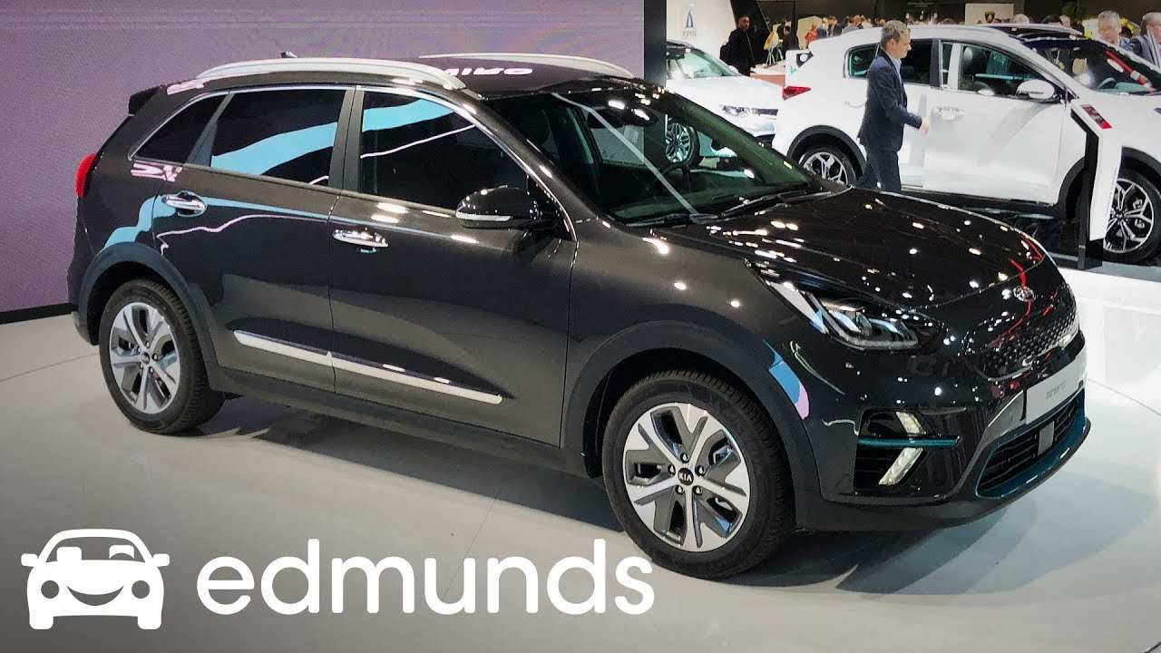 34 The Best 2019 Kia Niro Ev Release Date Overview