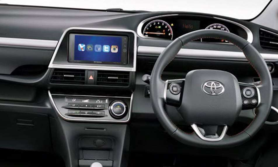 34 The Best Sienta Toyota 2019 New Interior Model