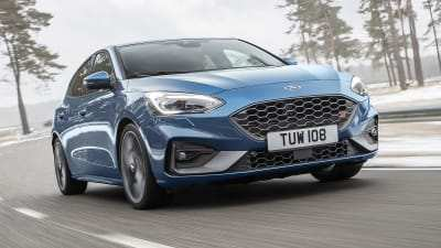 34 The Ford Focus St 2020 Photos