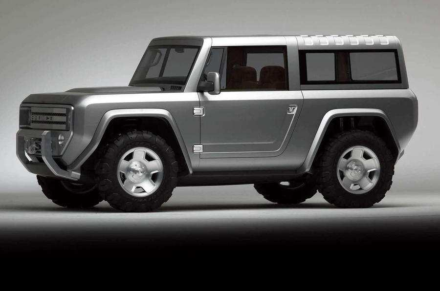 35 A Ford Bronco 2020 Uk Configurations