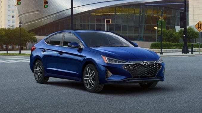 35 A Hyundai Avante 2020 Price And Review