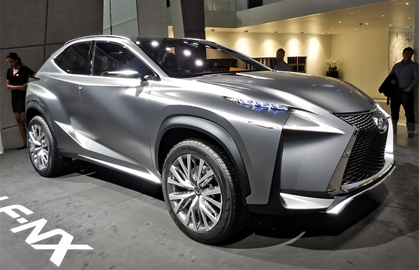 35 A Lexus Nx 2020 Redesign Picture