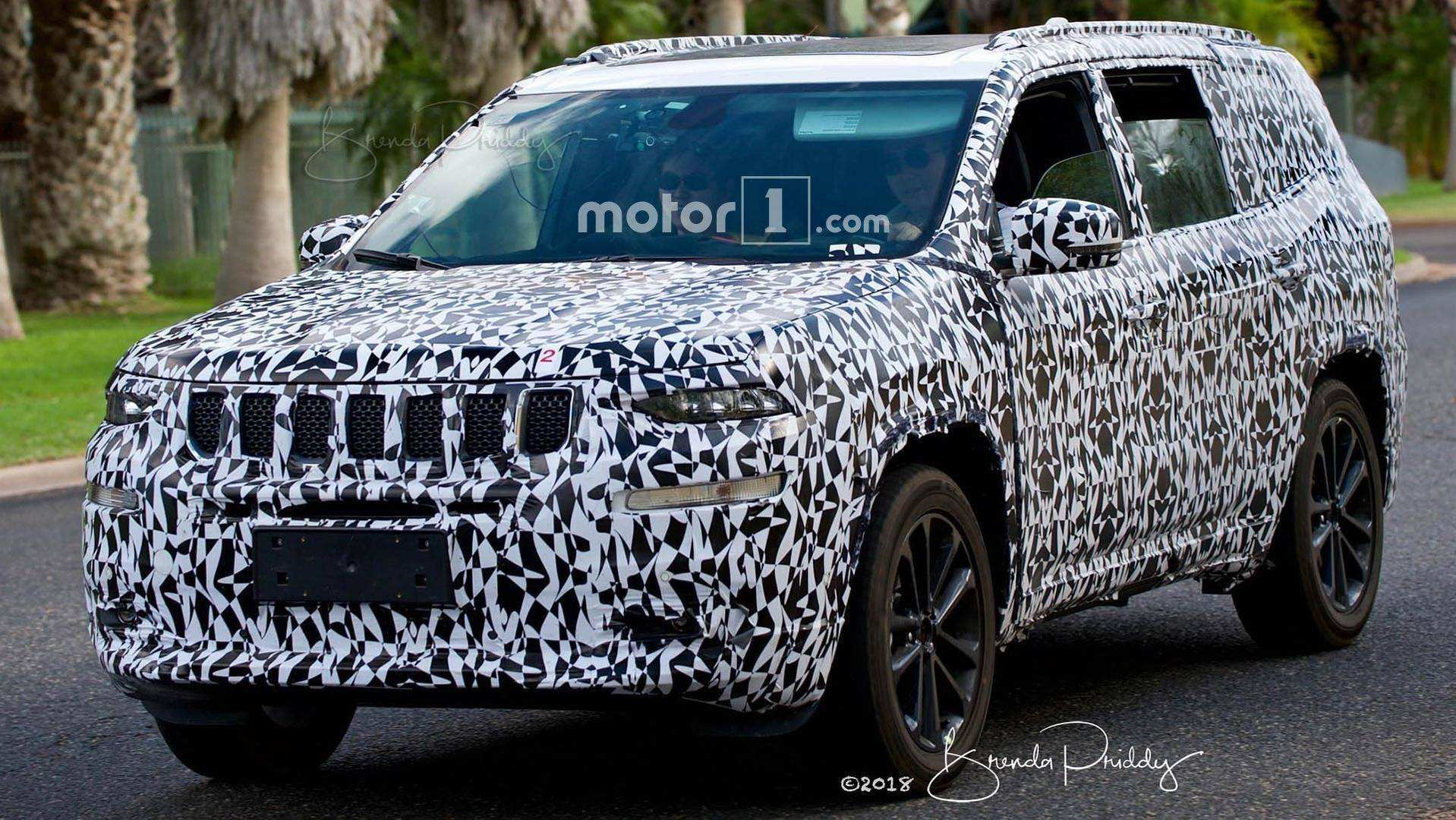 35 All New 2020 Jeep Wagoneer And Grand Wagoneer Spesification