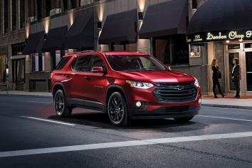 35 All New Chevrolet Traverse 2020 Research New