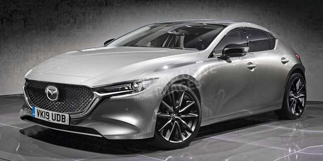 35 All New Mazda 3 Grand Touring 2020 Photos