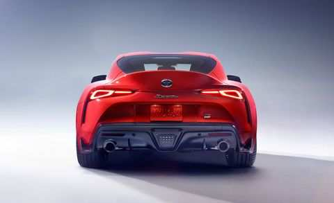 35 All New Pictures Of The 2020 Toyota Supra Exterior