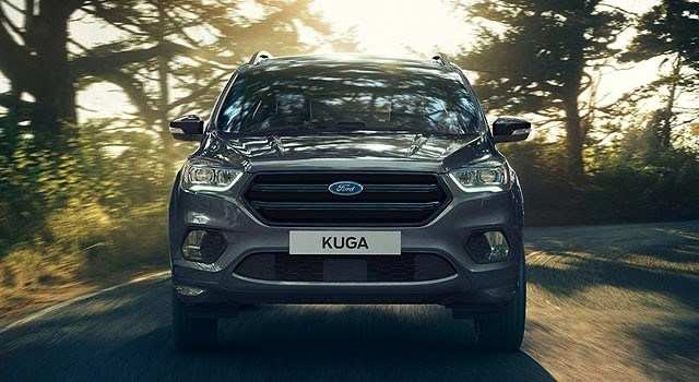 35 Best Best Ford Kuga 2019 Review And Release Date Exterior And Interior