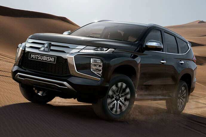35 Best Mitsubishi Shogun Sport 2020 Model
