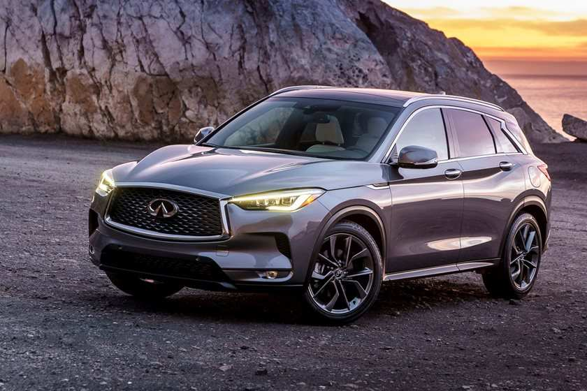 35 New New 2019 Infiniti Qx50 Horsepower Review Release Date And Concept