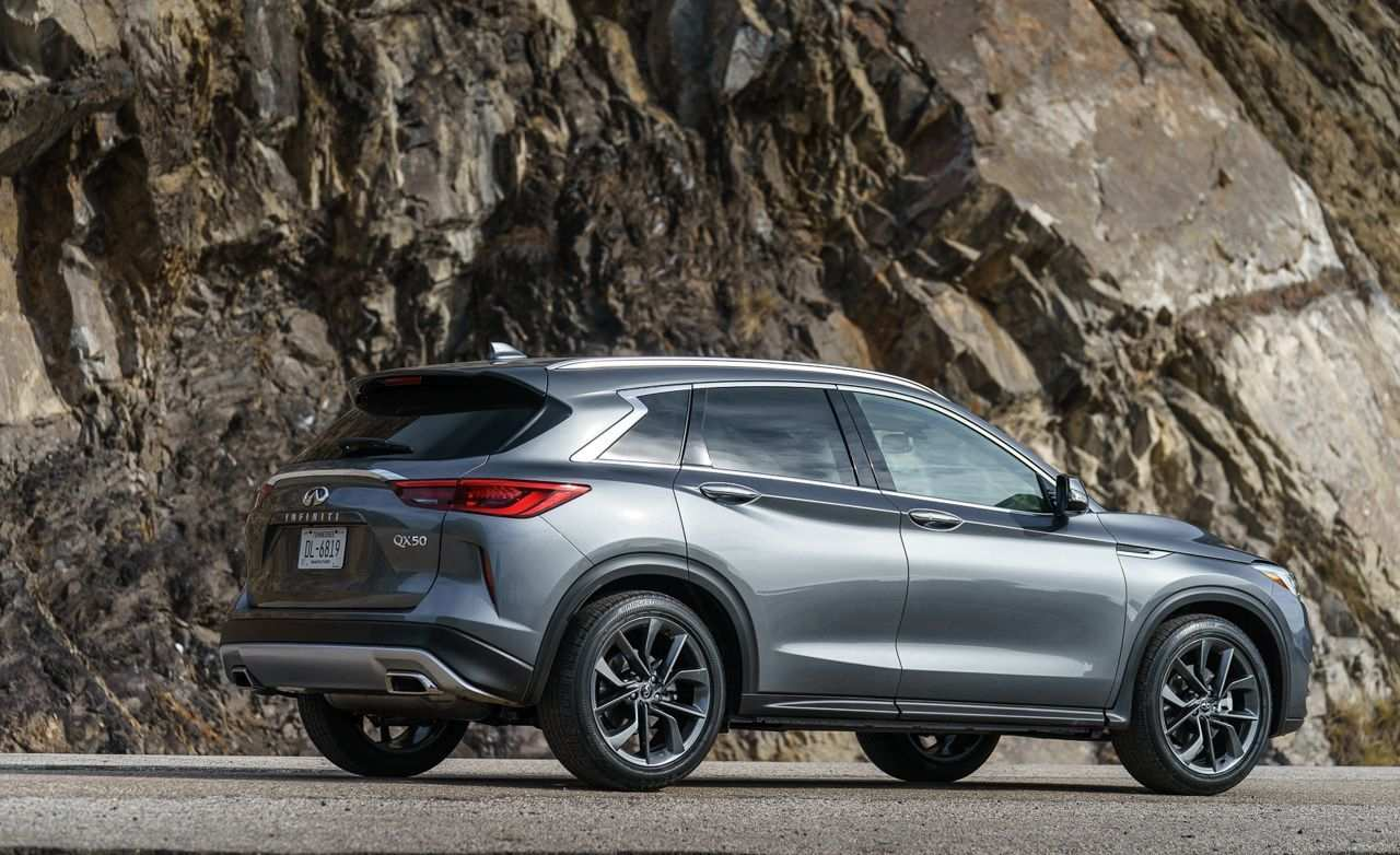 35 The 2019 Infiniti Qx50 Weight First Drive