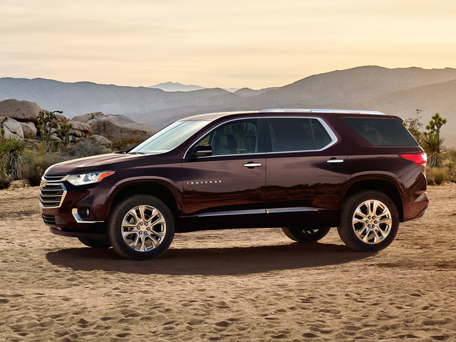 35 The Best Chevrolet Traverse 2020 Photos