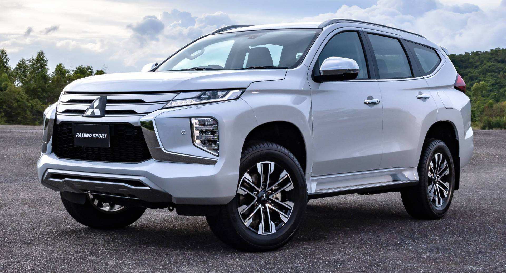 35 The Mitsubishi New Pajero 2020 Redesign