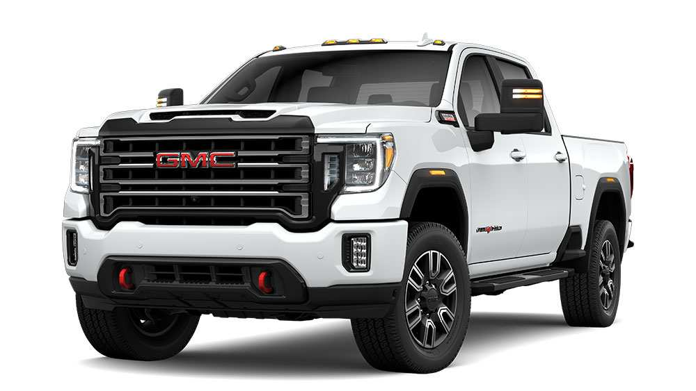 36 A 2020 Gmc 2500 Msrp Reviews