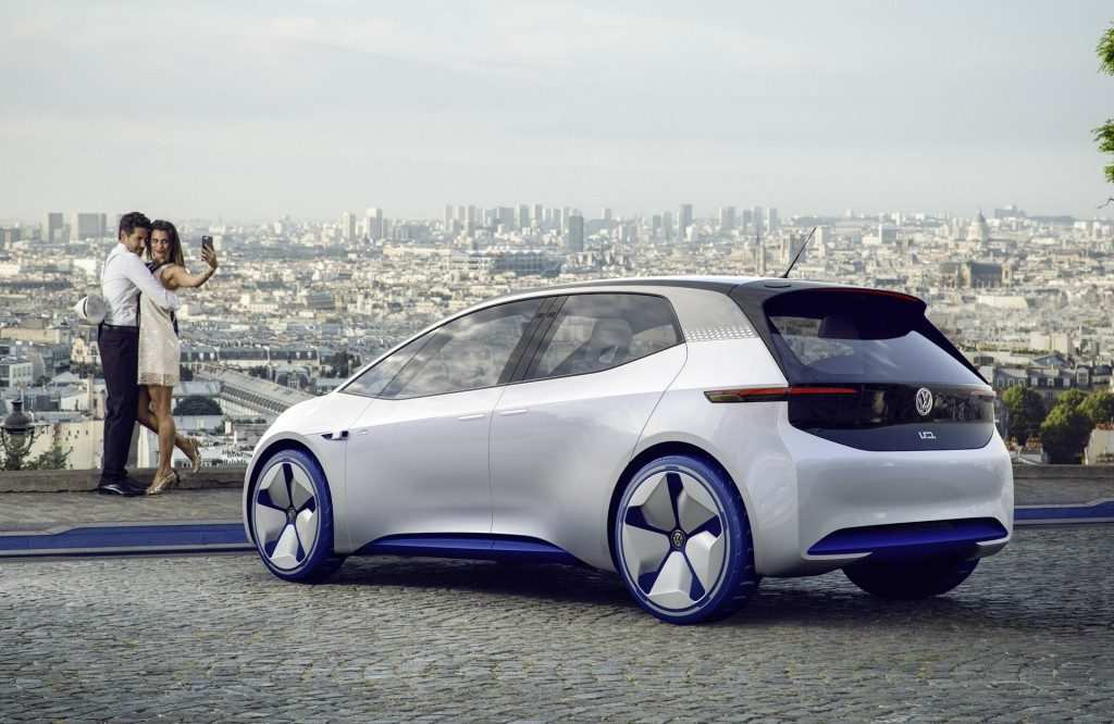 36 All New Volkswagen Elbil 2020 Concept And Review