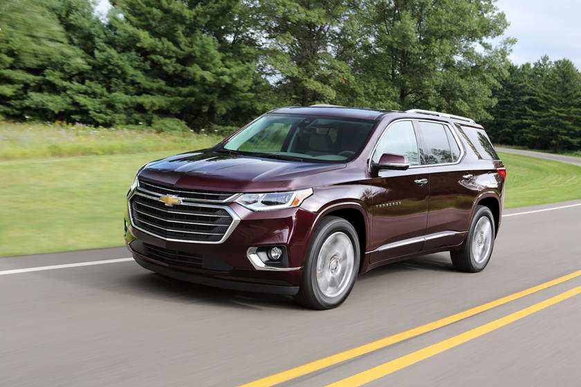 36 Best Chevrolet Traverse 2020 Prices
