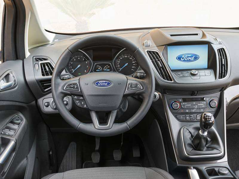 36 New 2019 Ford C Max Redesign And Review