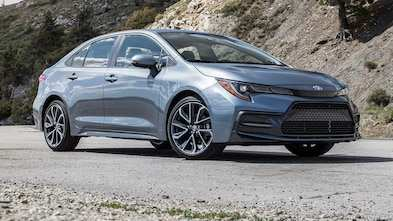 36 The 2020 Toyota Corolla Xse Redesign And Review