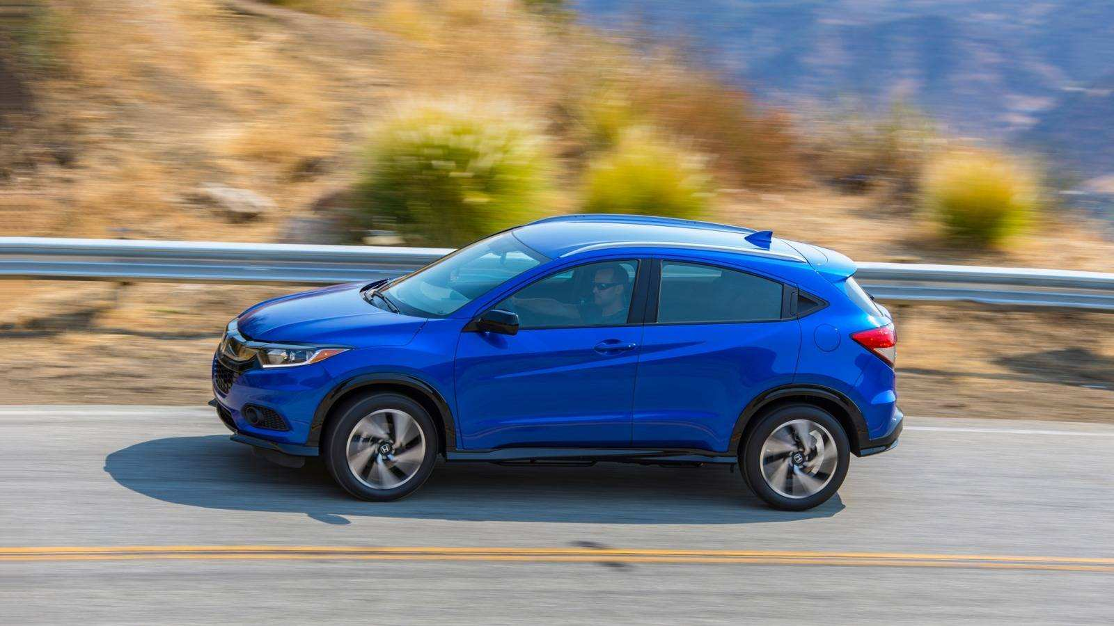 36 The Best 2019 Honda Hr V Configurations