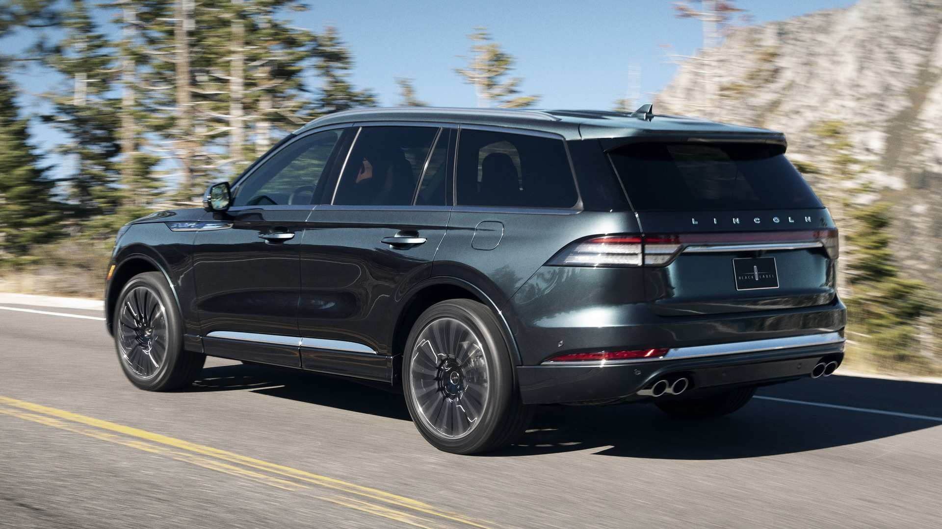 36 The Best 2020 Lincoln Aviator Vs Volvo Xc90 Spy Shoot