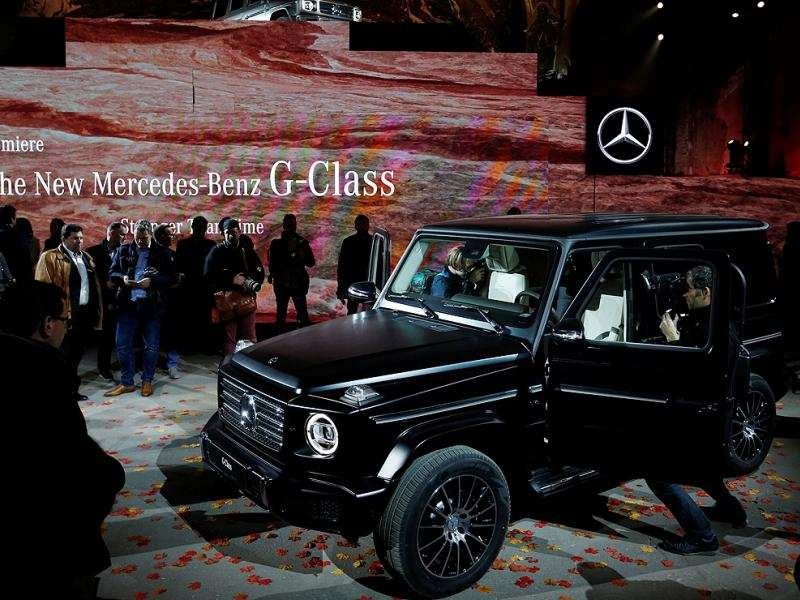 36 The Best New Mercedes Detroit Auto Show 2019 Review Price And Review