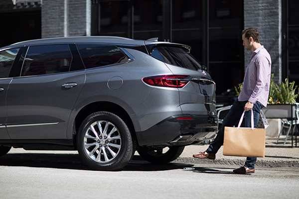 36 The Best The 2019 Buick Enclave Wheelbase Review Redesign And Concept