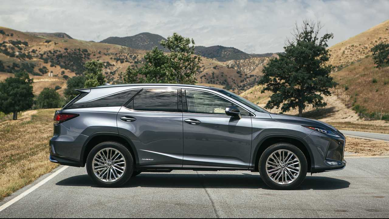 36 The Lexus Rx 2020 Facelift First Drive