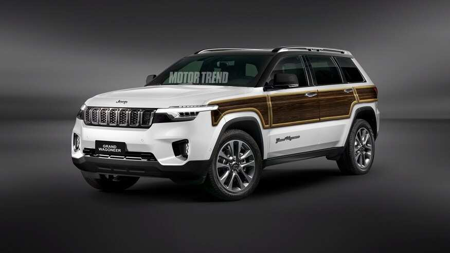 37 A 2020 Jeep Wagoneer And Grand Wagoneer Price and Review