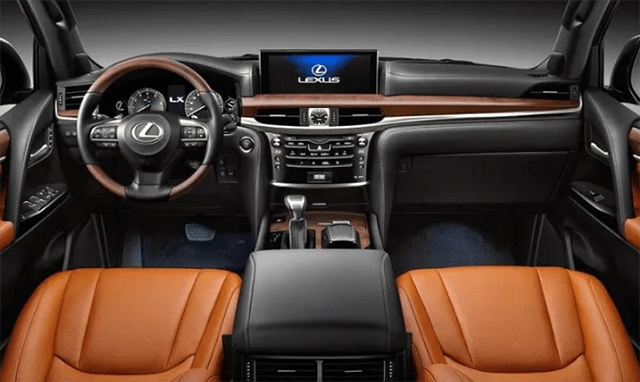 37 A Lexus 2019 Gx Redesign First Drive Release Date And Concept