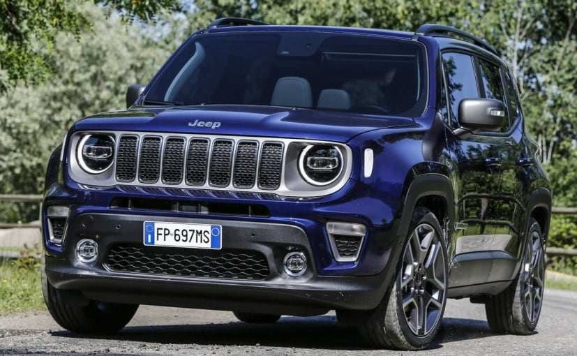 37 All New The Jeep Renegade 2019 India New Review Picture
