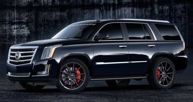37 New 2020 Cadillac Escalade Premium Luxury Redesign And Review