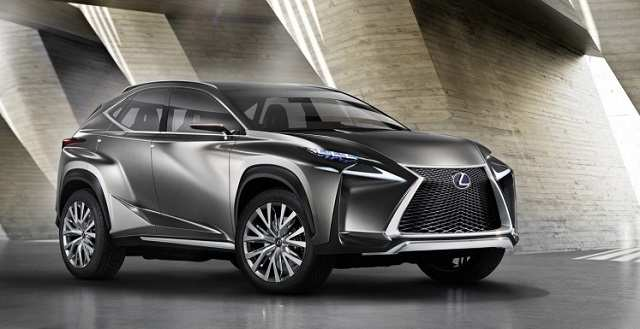 38 A Lexus Nx 2020 Redesign Concept and Review