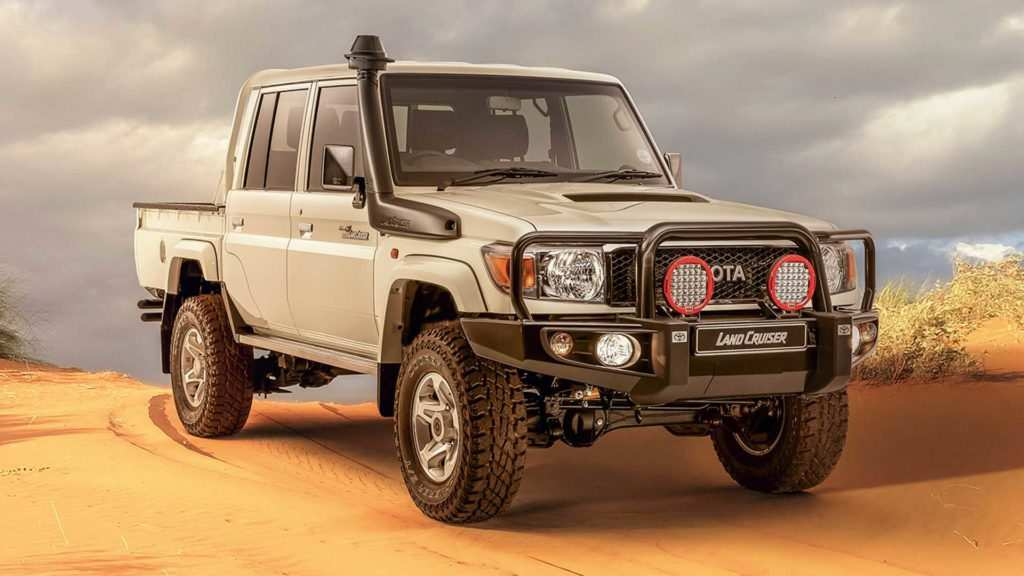38 A Toyota Diesel Pickup 2020 Ratings