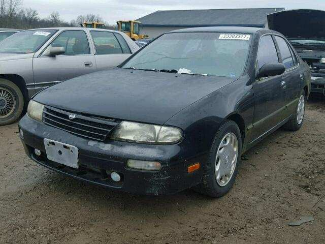 38 All New 1996 Nissan Altima History