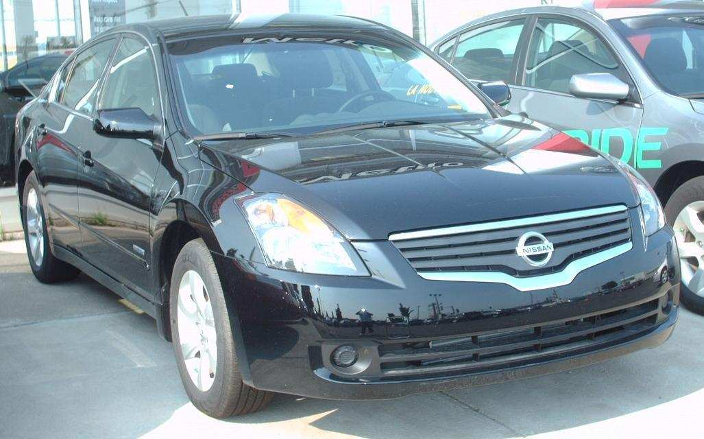 38 All New 2007 Nissan Altima Hybrid Specs And Review