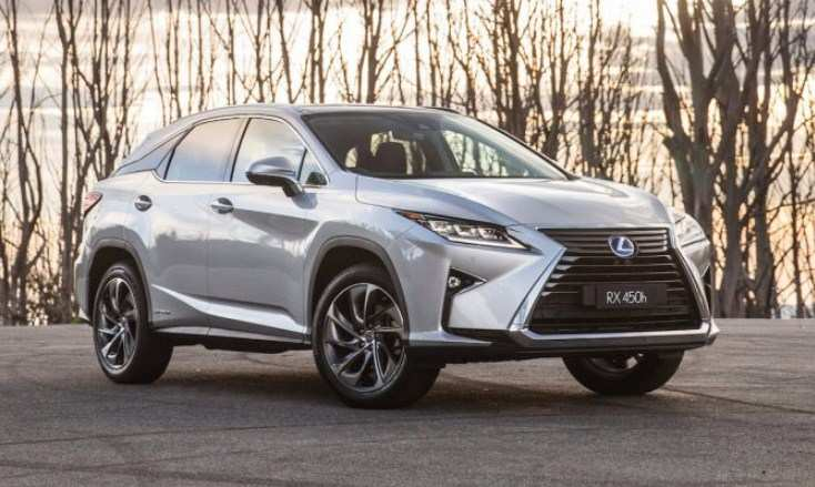 38 All New 2020 Lexus Rx Release Date New Model And Performance