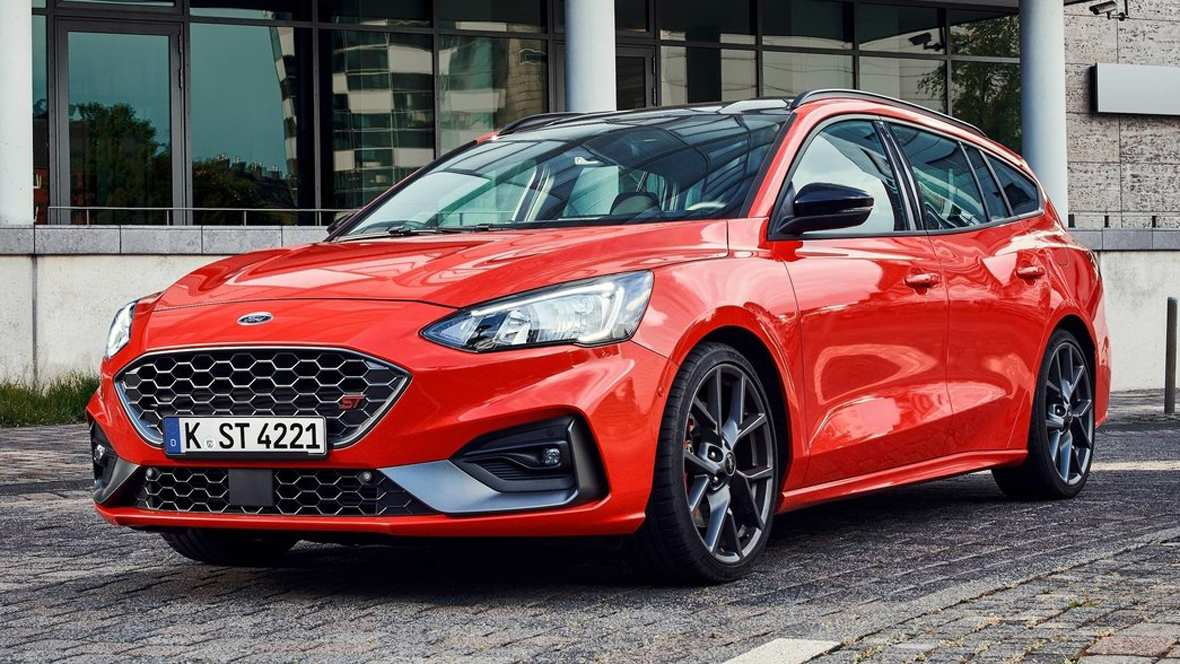 38 Best Ford Focus St 2020 First Drive