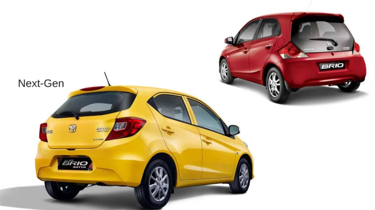 38 New Honda Brio 2020 Price And Review