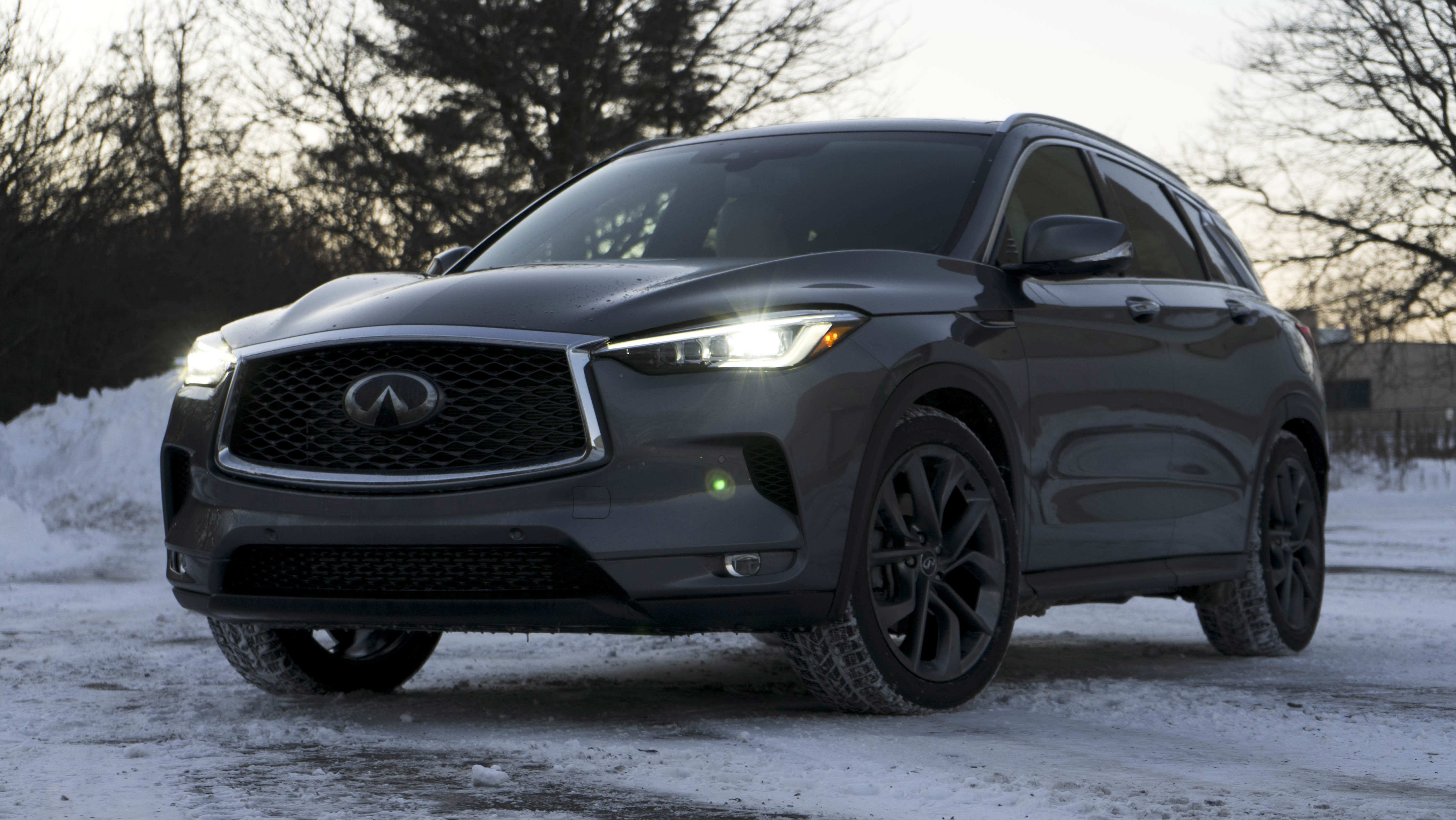 38 New New 2019 Infiniti Qx50 Horsepower Review Interior