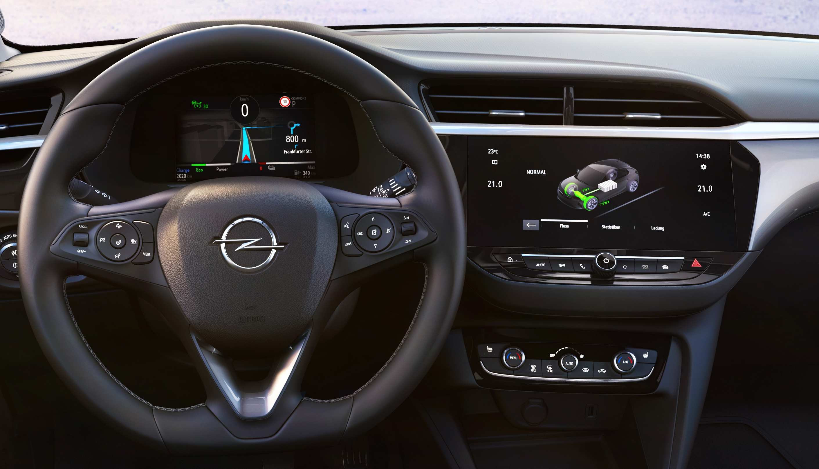 38 New Opel Corsa 2020 Interior Concept And Review