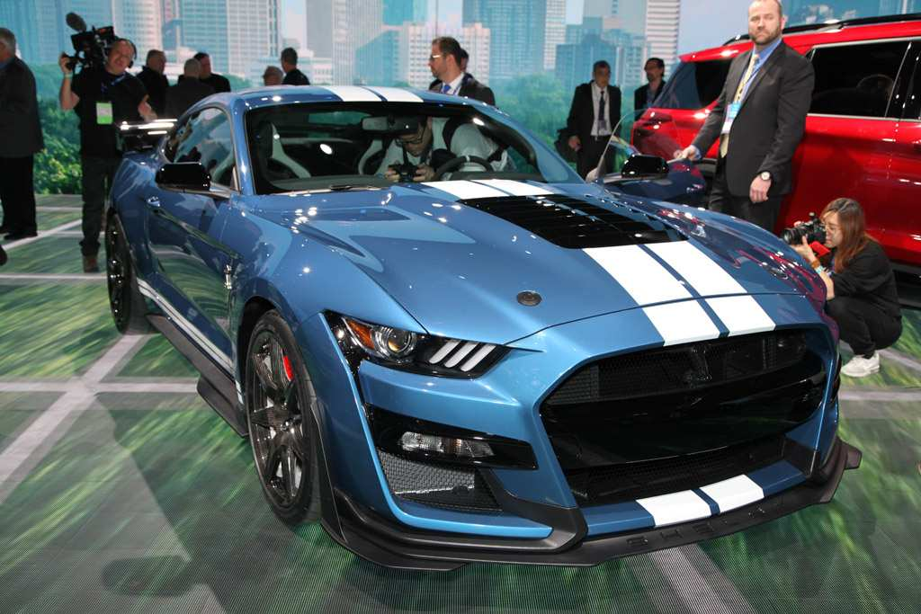 38 The Best Ford Gt500 Mustang 2020 Interior