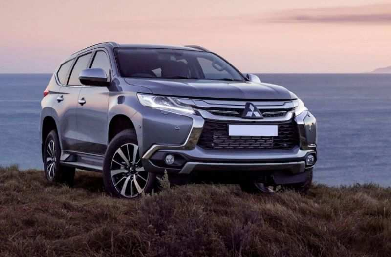 38 The Mitsubishi New Pajero 2020 Specs And Review
