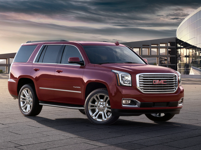 39 All New 2020 Gmc Yukon Xl Pictures Prices