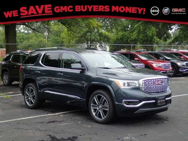 39 Best Gmc 2019 Acadia Price And Release Date Pricing