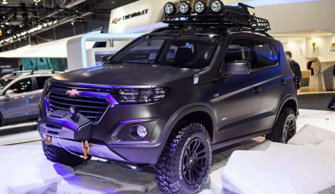 39 New Chevrolet Niva 2020 Review