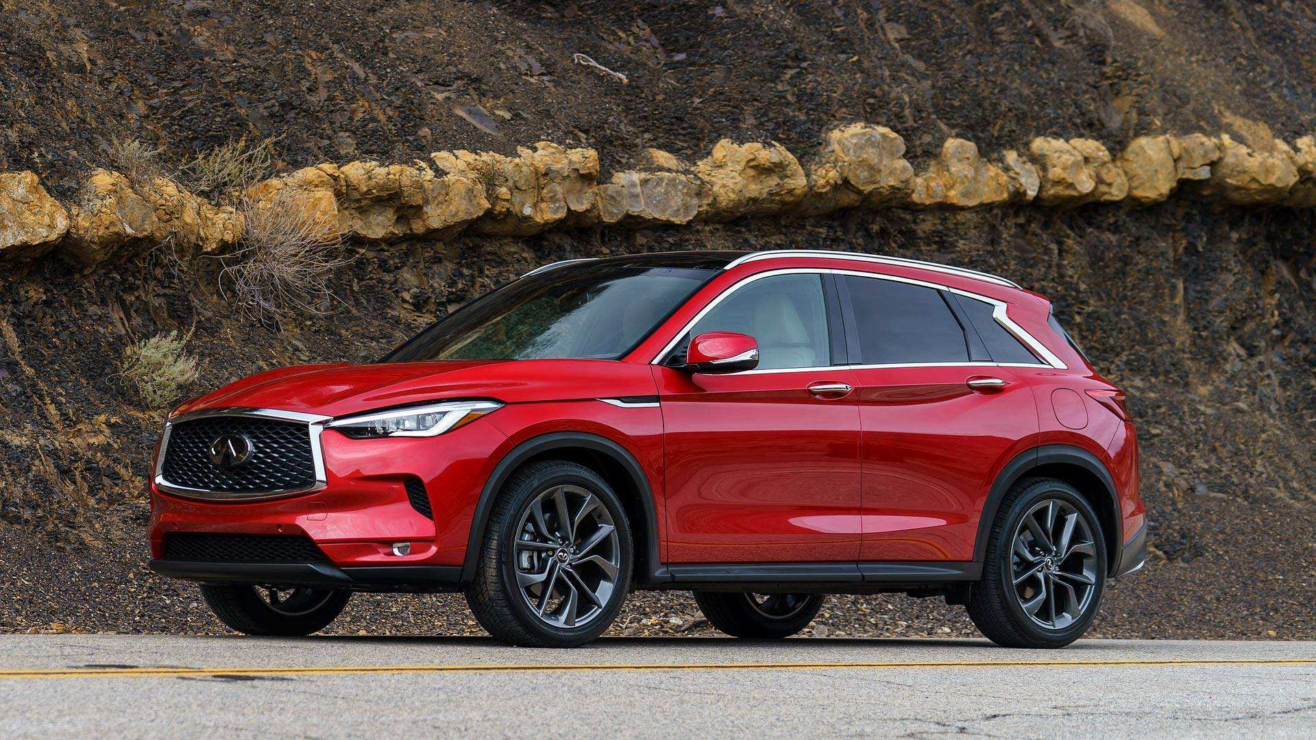 39 The 2019 Infiniti Qx50 Weight Pricing